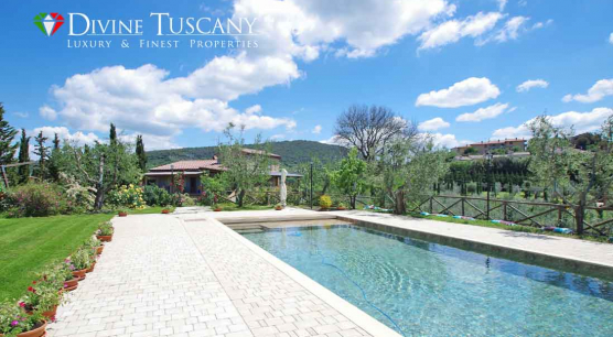 Country house in Pienza