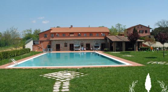 Resort Multifunzionale in Alta Umbria